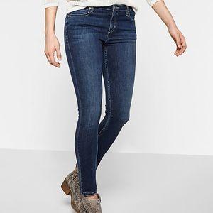 Iiebeskind Berlin Sz 27 blue skinny stretch jeans